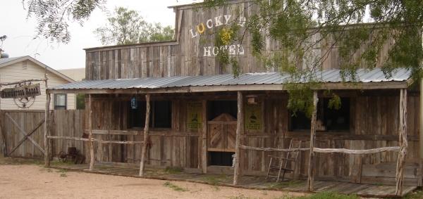 Pawderosa Ranch In San Antonio Texas Tx